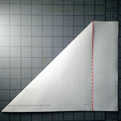 DIY Paper Envelope [Easy!]   Kendra John Designs   400x400